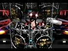 MMD NecroFantasia Remix Demetori MikuMikuDance Drum Ariane Cevaille Silo 9