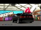 Forza Horizon Unicorn Car Preview Honda CR-X SiR