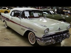 Rare 1957 Pontiac Bonneville Convertible Fuel-Injected 347 V8 300HP