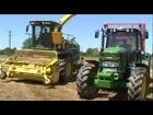 John Deere 7450 Forage Harvester