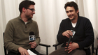 James Franco Contemplates Sex Onscreen