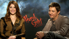 Gemma Arterton And Jeremy Renner Bring 'Hansel & Gretel: Witch Hunters' To Life