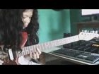 My Tribute to Jason Becker. (11 years old Divaldi) using Carparelli Arco-F1 & Boss GT-100