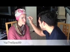 My Brother Does My Makeup Tag!
