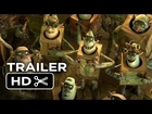 The Boxtrolls Official Teaser Trailer #3 (2014) - Ben Kingsley, Elle Fanning Movie HD