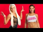 ST 44 (2) Hottest WWE Divas & TNA Knockouts Tournament Matches #181-186, Round 5