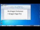 Dragon city como fazer o dragon Futebol Sem da fail