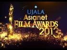 Ujala Asianet Film Awards 2013 winners Ujala Asianet Film Awards 2013 Best Actor Mohanlal