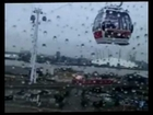 New Emirates Cable Car in London