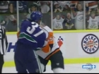 Andy Sutton vs Rick Rypien Sep 14, 2009