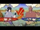 NARUTO 疾風伝 ナルティメットストーム3 - 第一章:五影会談 (サスケVS雷影 Sランク ノーダメージ) Part 5