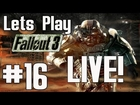 Let's Play Fallout 3 (Modded) - Part 15 (Live Stream)
