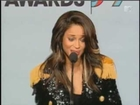 BET Awards Interview // Ciara's Emotionen über Michael Jackson // Cry // Weinen