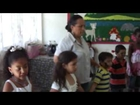 Mission Alida Kemp supports childrenday in Tela Honduras (part 1 of 4)