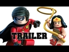 LEGO Batman 2 DC Super Heroes Official Open World Trailer