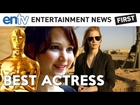 OSCARS 2013 Best Actress : Jennifer Lawrence, Jessica Chastain, Quvenzhané Wallis - ENTV