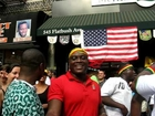 Ghana World Cup Celebration in Flatbush Brooklyn #2