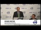 Jeremy Lin and Volvo Cars Marketing Deal: Press Conference Intro  3.19.2012