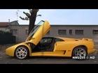Lamborghini Diablo VT 6.0 Start & Revving