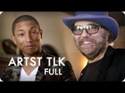Daniel Lanois & Pharrell Williams at Home in the Studio | ARTST TLK Ep. 7 Full | Reserve Channel