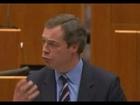 UKIP Nigel Farage Destroys Herman Van Rompuy EU President