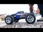 RC ADVENTURES - TRAXXAS REVO 3.3 NiTRO - and GARRY's Garage!