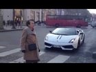 Lamborghini gallardo performante acceleration and sound in