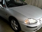 Honda CR-X delSol SiR Transtop Vogue Silver - Around the Car