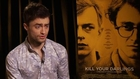 Daniel Radcliffe Talks About His Gay Love Scenes