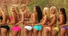 College Girls Pool Party - College Hotties