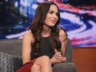The Arsenio Hall Show _ Nadine Velazquez Let It All Hang Out for Denzel