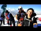 Samina Baig First Pakistani woman to scale Mount Everest