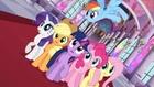 My Little Pony Vänskap är magisk 2, avsnitt 1 - Rädda harmonin, del 1
