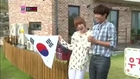 SunHee couple - Opening at WGM Village Entrance Gate [Part 1]