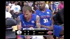 Jason Williams amazing crossover pass!! NBA Alumni All-Star Games Philippines 2013