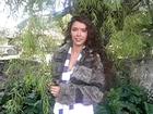 Marlene favela saluda Juanchas