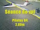 Séance de vol sur Pilatus B4