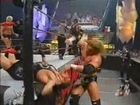Rvd & Kane vs Triple H & Ric Flair WWE tag Titles