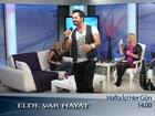 GAZETECİ ÖZLEM YILMAZ SHOW TV SAMANYOLU TV, TGRT HABER, ELDE VAR...