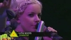 Little Boots - Symmetry (Live @ Glastonbury)