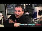 AKAs Javier Mendez talking UFC 154 GSP vs Condit
