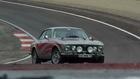 Alfa Romeo 2000 GTV coupe Bertone 1971 Gr.1 Dijon-Prenois
