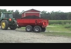 Berkelmans Welding 12 Ton Farm Dump Trailer