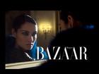 James Bond Girl, Bérénice Marlohe by Benjamin Kanarek for Harper's BAZAAR en Español