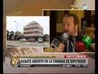 Visión Siete: Expropiación de la ex Ciccone: Sabbatella apoya el proyecto