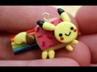 Pikachu Nyan Cat Charm Tutorial