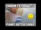 Peanut Butter Cookie Charm Tutorial